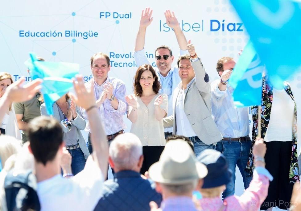 """Concejal madrileño del PP: """"La situación en la comunidad demuestra que España es bipartidista"""""""