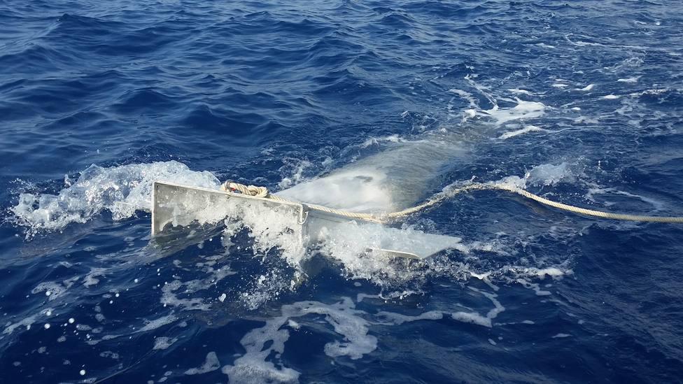 Un estudio revela que en el Canal de Menorca hay 3,7 toneladas de plástico