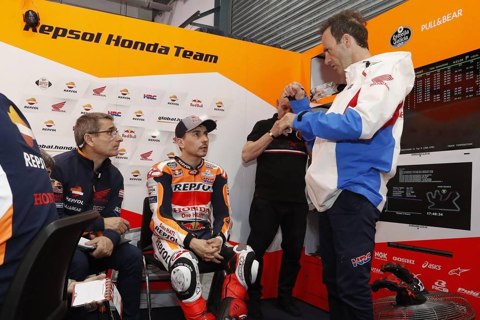 Alberto Puig: Queremos que Lorenzo vuelva en Silverstone con motivación para pilotar de nuevo