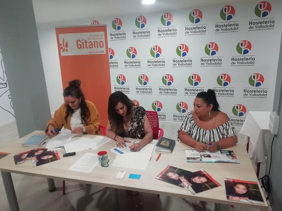 Convenio Asociación de Hosteleros y Secretariado Gitano