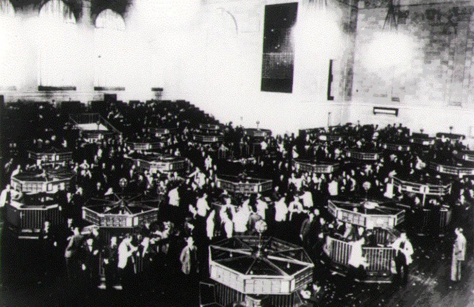 El Martes Negro: 90 años de la más devastadora caída de Wall Street