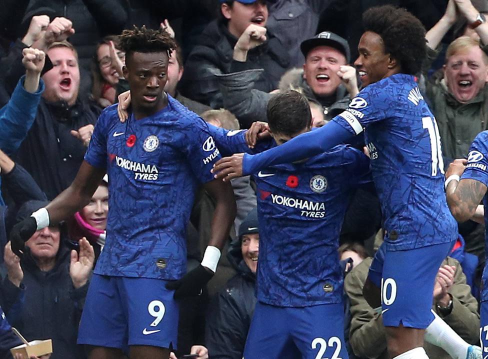 (Crónica) El Chelsea y el Leicester siguen al alza y no renuncian a pelear con Liverpool y City