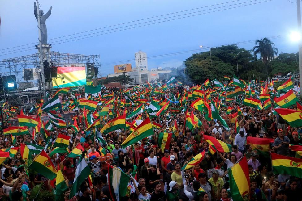 La Iglesia boliviana pide la pacificación del país y respetar la vida pese a las diferencias