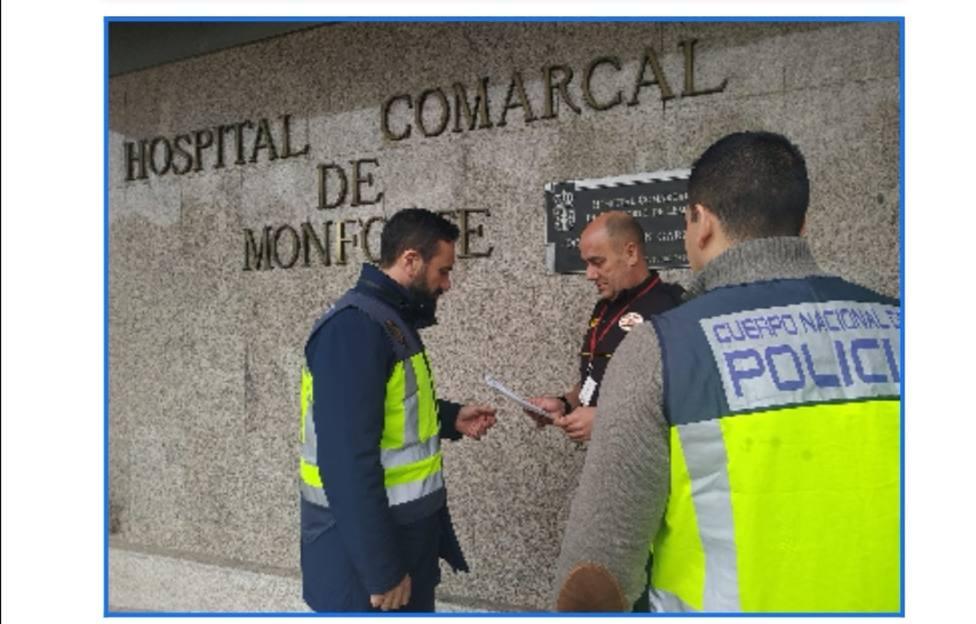 La Policía realiza controles en Lugo para comprobar que las empresas de seguridad privada se adaptan a la ley