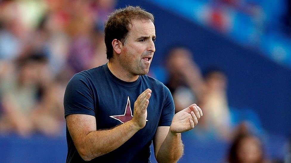 Arrasate renueva como entrenador de Osasuna hasta 2022