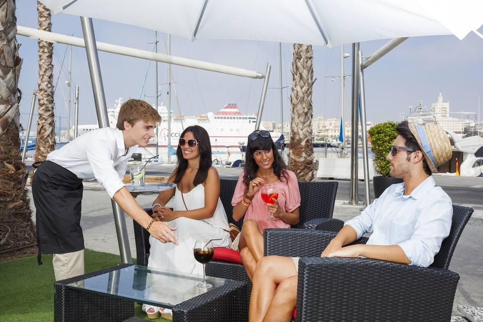 El turismo en Málaga es el gran motor de la capital.