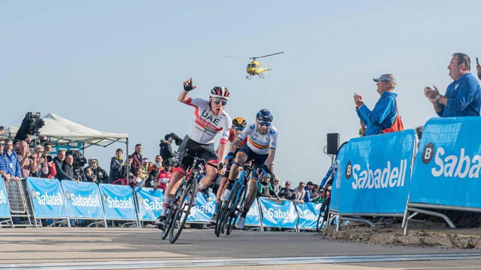 Pogacar gana la etapa reina y es virtualmente vencedor de la Vuelta a la Comunidad Valenciana