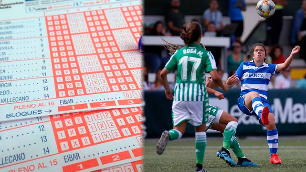 Quiniela y Primera División Femenina