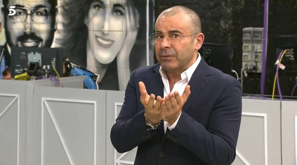 Jorge Javier se declara víctima de Vox y defiende a Sánchez: ¿Crees qué el Gobierno quiere matar a la gente?