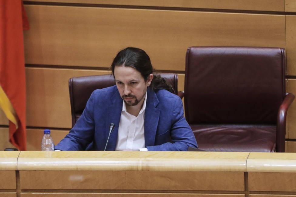 Pablo Iglesias celebra que el sistema de becas será un poquito mejor que el actual