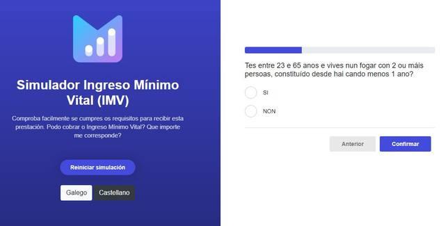 El Concello de Santiago lanza un simulador del Ingreso Mínimo ...