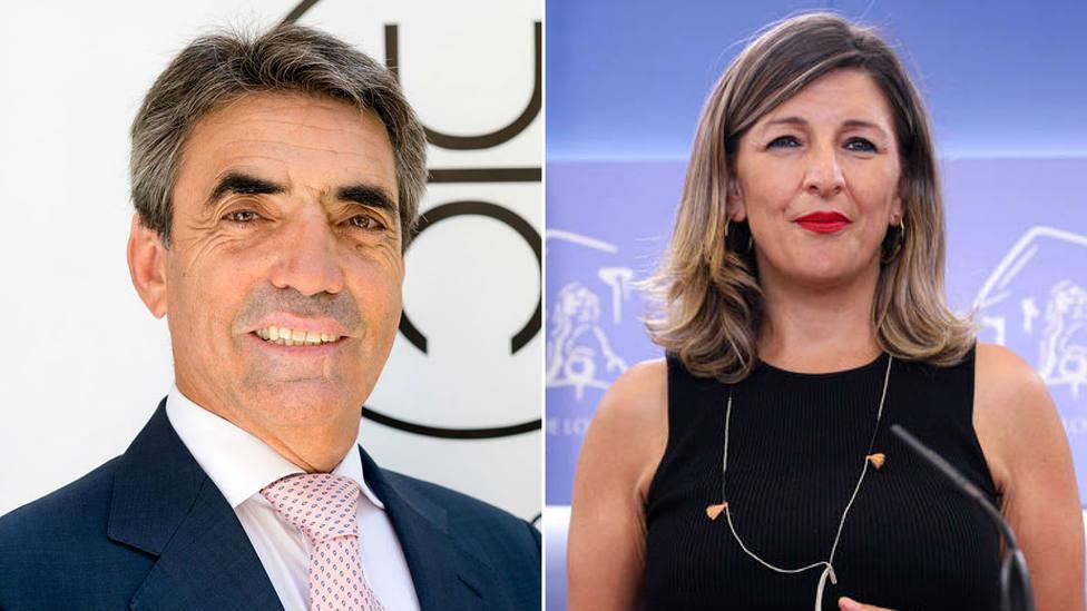Victorino Martín denuncia la cobardía de la ministra Yolanda Díaz al no reunirse con el sector taurino