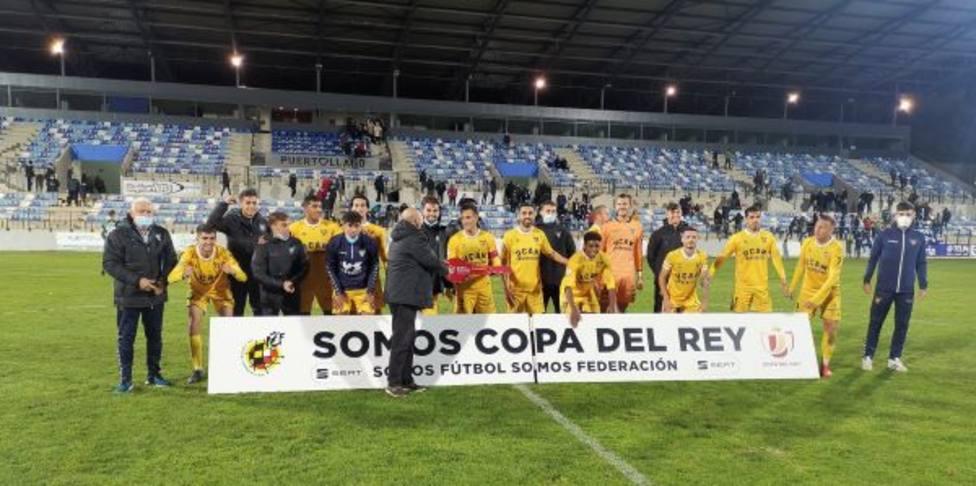UCAM Murcia CF abre la puerta de la Copa del Rey
