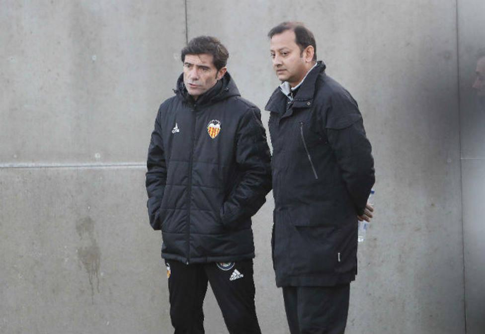 Murthy y Marcelino