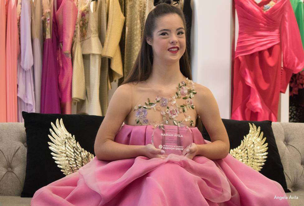 Marian Ávila, la modelo española con Down que triunfa en EE. UU.
