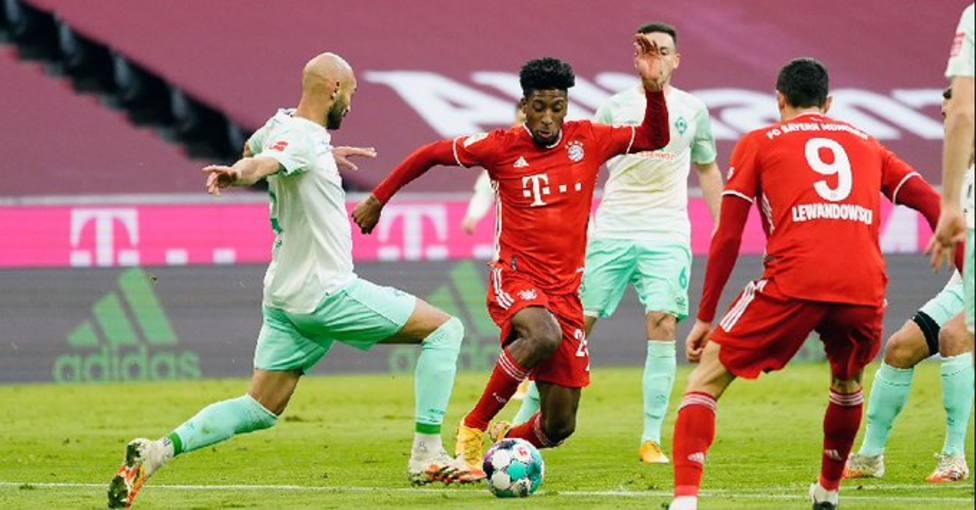 Bayern Munich - Werder Bremen