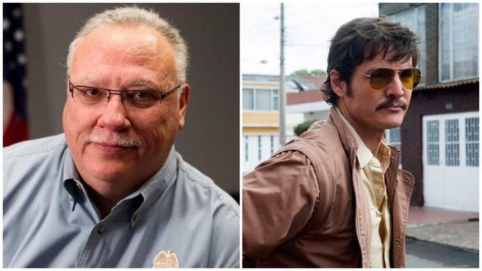 Javier Peña, el agente de la DEA que fue pieza clave en la operación para capturar a Pablo Escobar