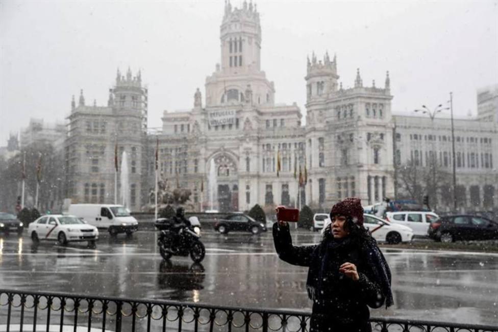 Una metereóloga de La Sexta advierte que la semana que viene Madrid puede vivir la nevada más grande del siglo