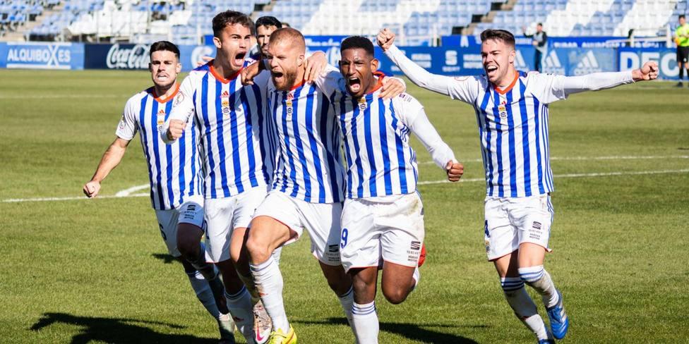 El Recre comienza el año con una importante victoria ante el Sanluqueño (1-0)