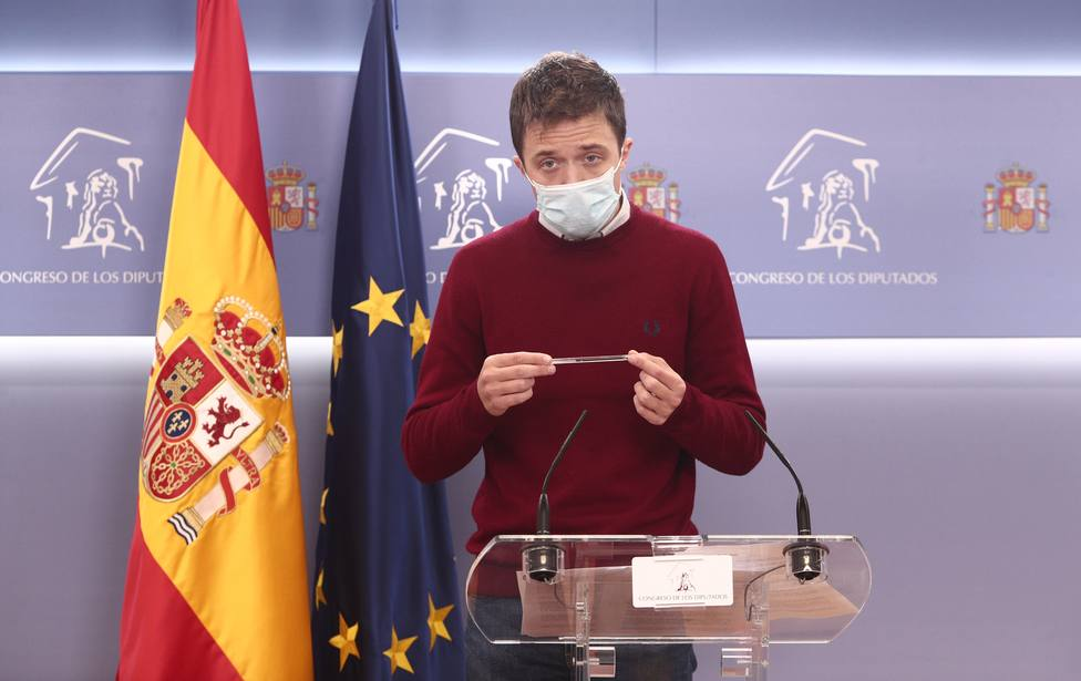 Más País lleva al Congreso la vacunación indebida de altos cargos públicos y pide que se abra una comisión