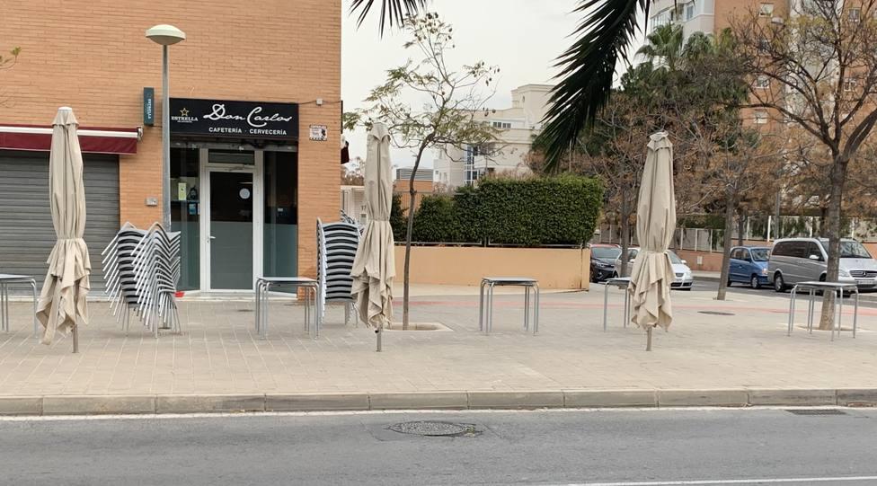 La reapertura de la hostelería deja 4.000 parados menos en Alicante