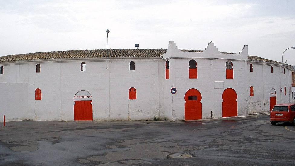 Plaza de toros de Alfaro (La Rioja)