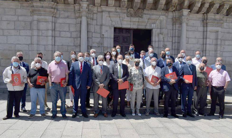 Asistente al 30 aniversario del Consejo Comarcal del Bierzo