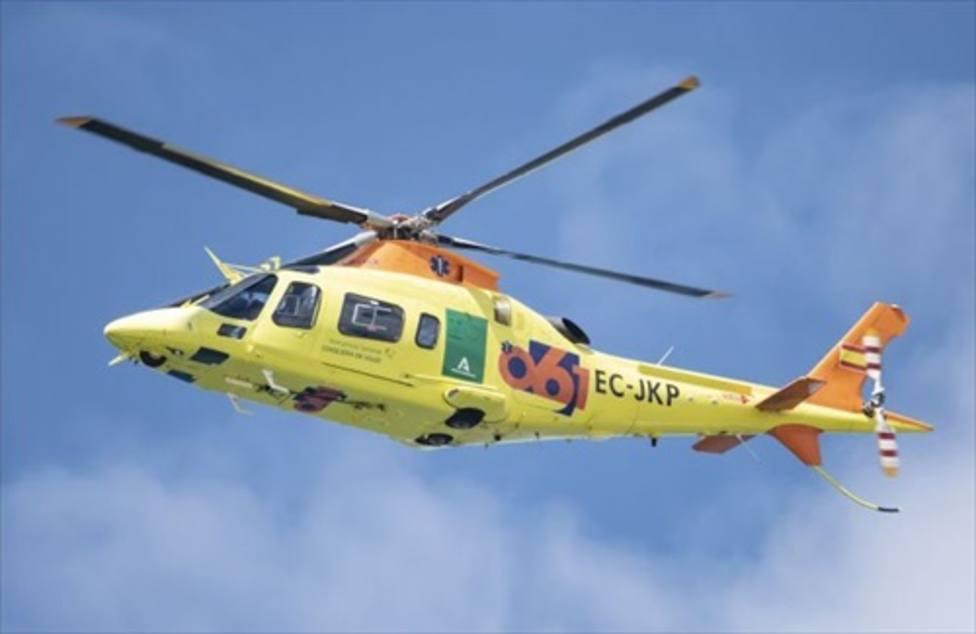 El 061 inicia el entrenamiento especializado en la atención sanitaria aerotransportada