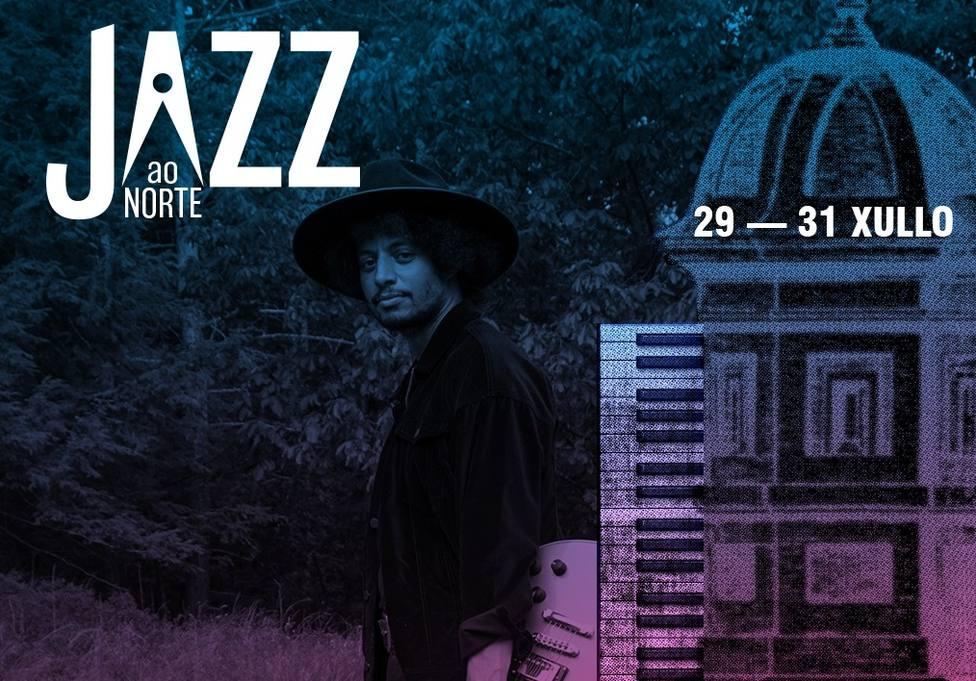 José James, será uno de los platos fuertes del festival Jazz ao Norte