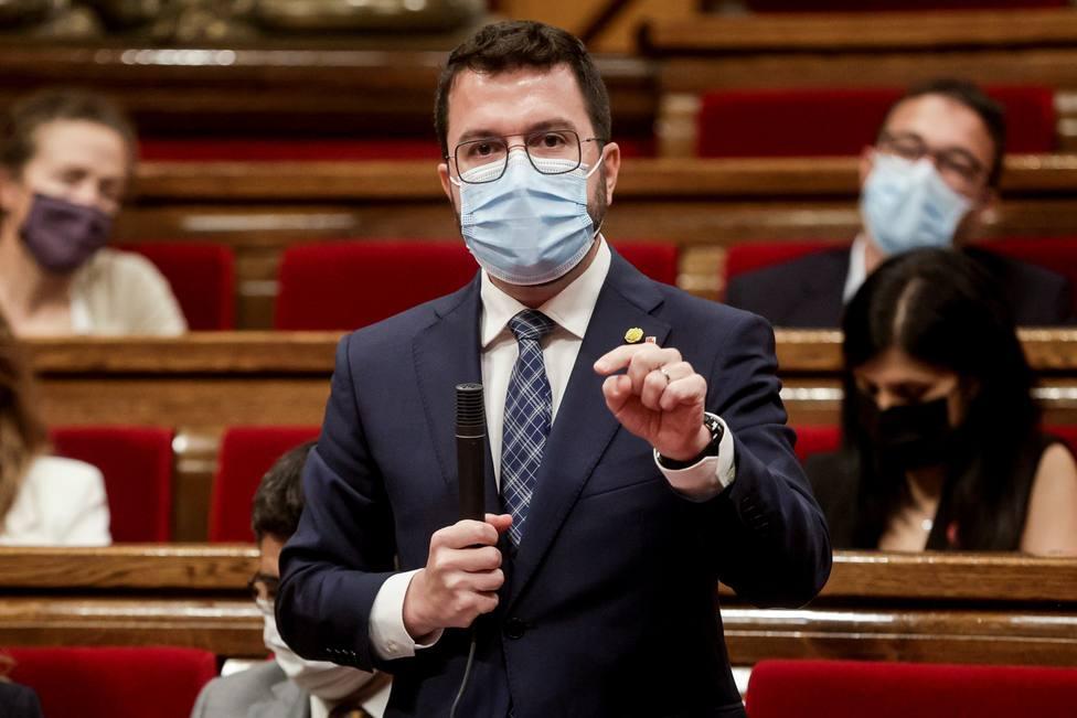 ICF, la entidad financiera de la Generalitat que avalará las fianzas de los condenados por el procés