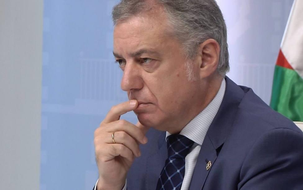 PP señala a Urkullu al poner condicionantes para ir a la conferencia de presidentes