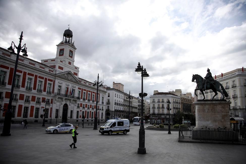 Madrid notifica 4.827 contagios, nueve fallecidos y mayor presión hospitalaria