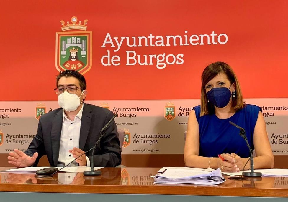 La comisión de investigación de Aguas de Burgos concluye que no existe registro de los documentos quemados