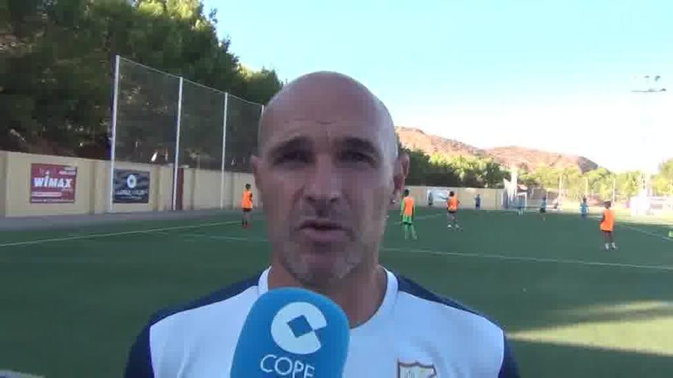 Paco Jurado será nuevo técnico del Águilas FC B