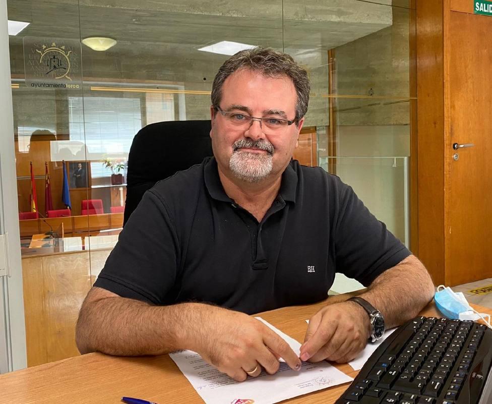 Lorca mejorará el Parque de El Consejero con la instalación de juegos biosaludables e infantiles.