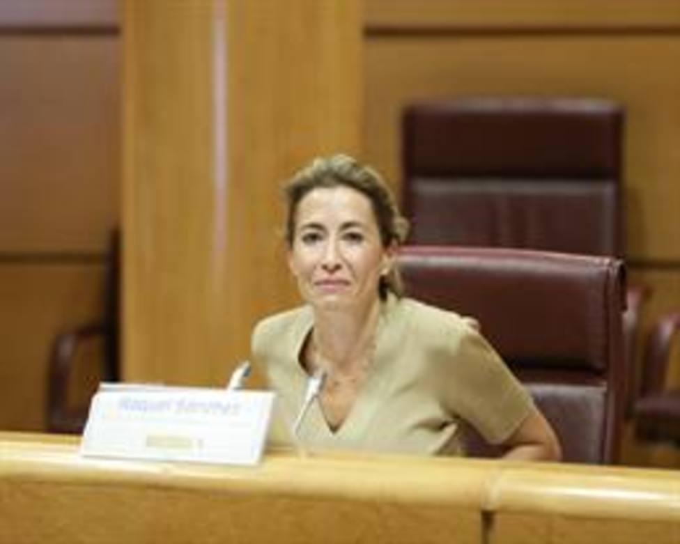 Raquel Sánchez dice que abordar amnistía y autodeterminación en la mesa no llevará a ningún lado