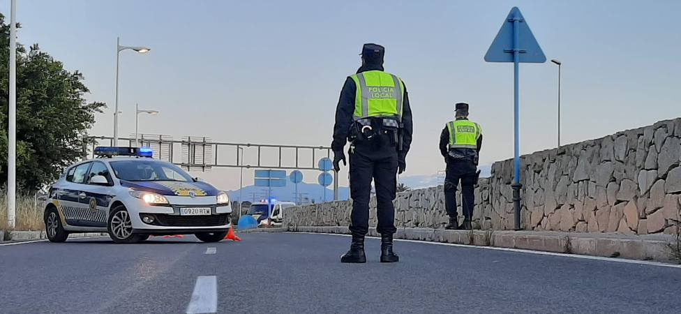Hallan degollada a una mujer y su pareja se suicida en Villajoyosa (Alicante)