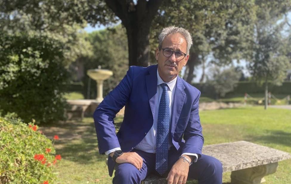 Rafael Tornini, el jardinero del Papa, visita Córdoba invitado por Universidad Loyola en el marco de Flora
