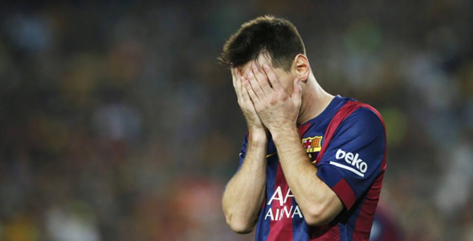 Leo Messi, jugador del Barcelona (Reuters)
