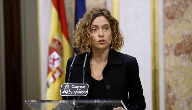 Batet, un discurso sereno para dialogar con Cataluña