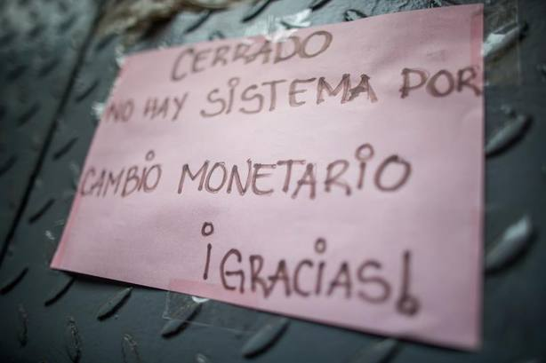 Los venezolanos ya cuentan con menos ceros en sus cuentas