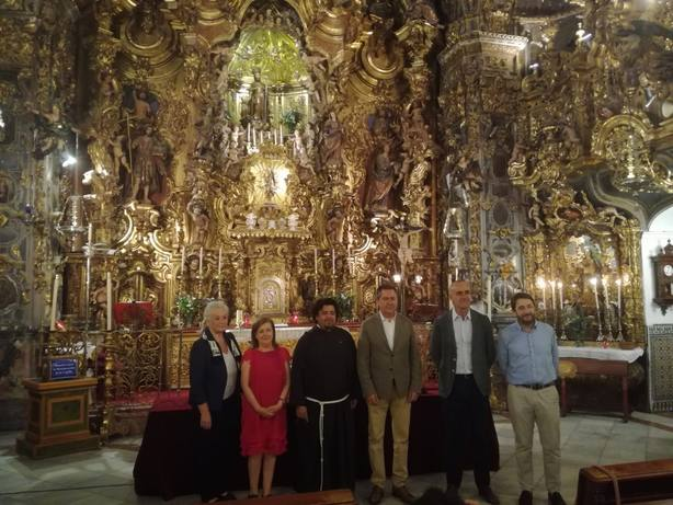 85.000 euros para la Capilla de San José