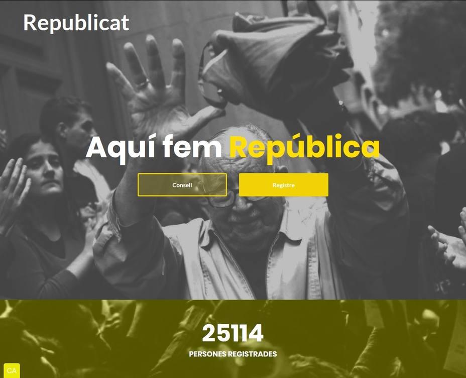 El Consell per la República de Puigdemont suma 25.000 adhesiones una semana después de su presentación