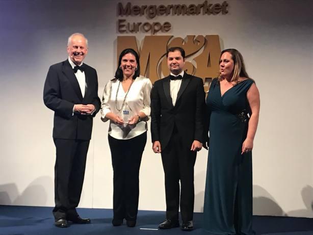Garrigues, el mejor despacho de España en fusiones y adquisiciones en 2018, según Mergermarket