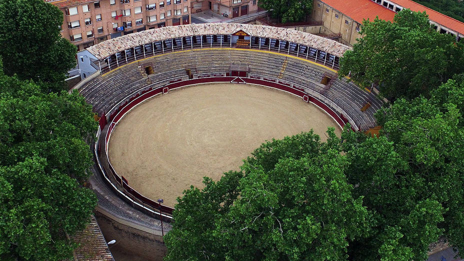 La plaza de toros navarra de Tafalla seguirá siendo gestionada por Macua Corera