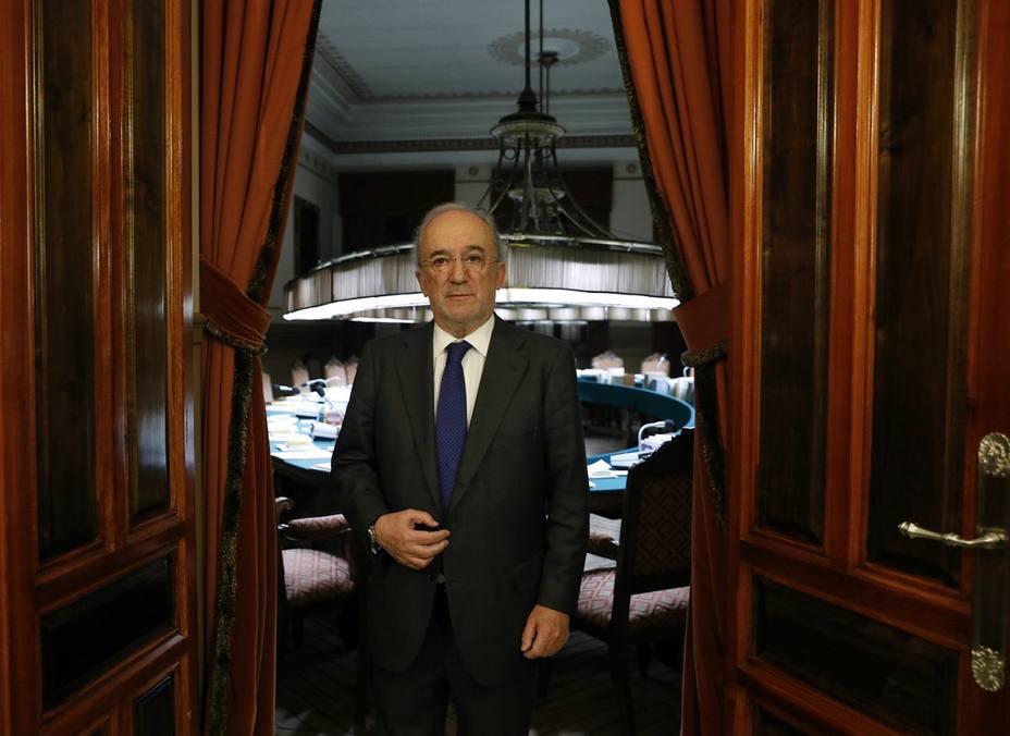 Muñoz Machado asume mañana su cargo como director de la RAE en un pleno en el que presentará su programa