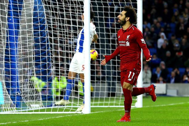(Crónica) Salah rescata al Liverpool con un gol de penalti