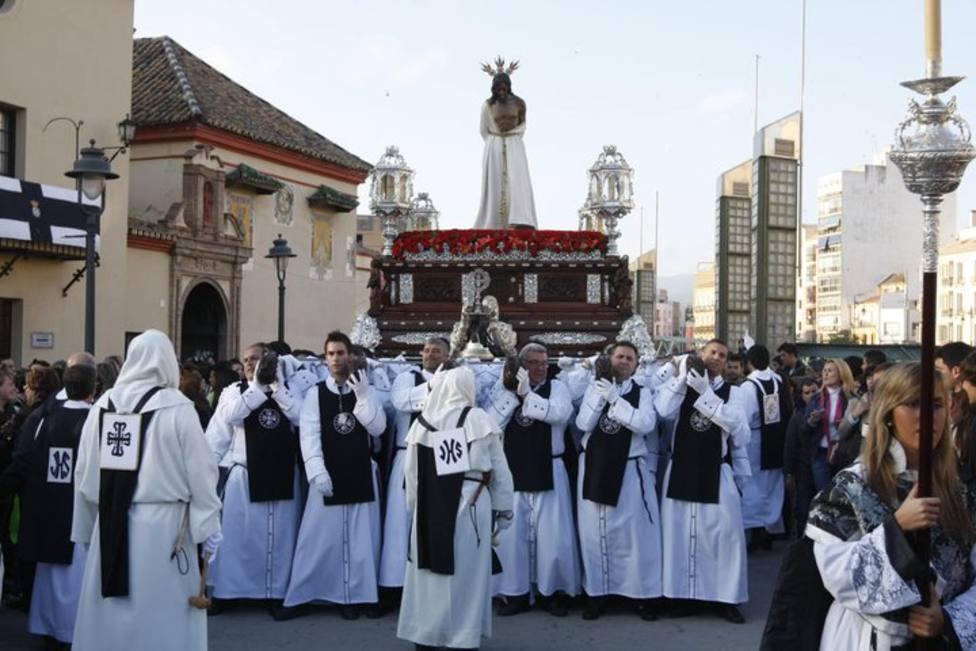 El barrio de la Victoria, protagonista del Martes Santo en Málaga