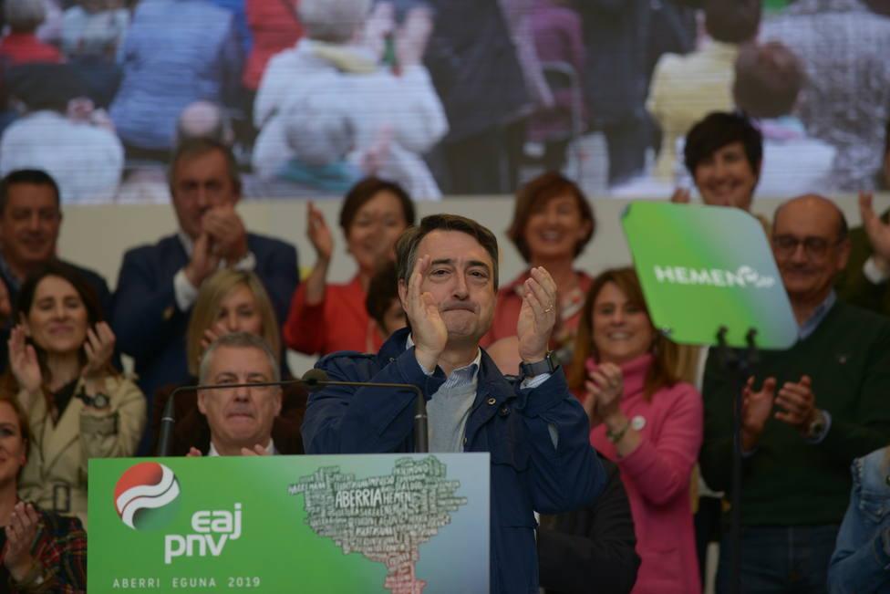 PNV buscará la estabilidad institucional pero no habrá apoyo si lo que se plantea va en contra de su programa