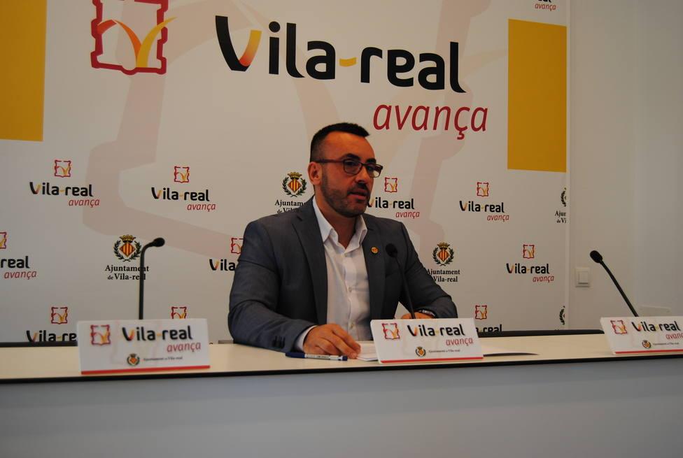 El alcalde de Vila-real, José Benlloch